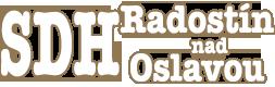 SDH Radostín nad Oslavou Logo